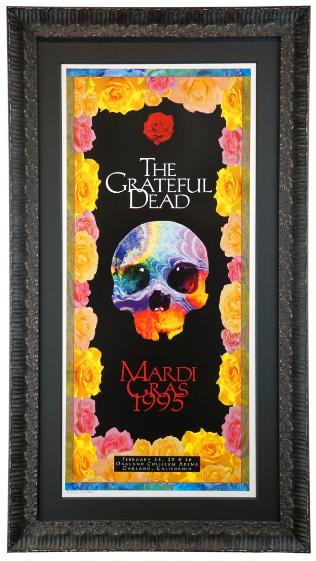 Grateful Dead - Mardi Gras - 1995