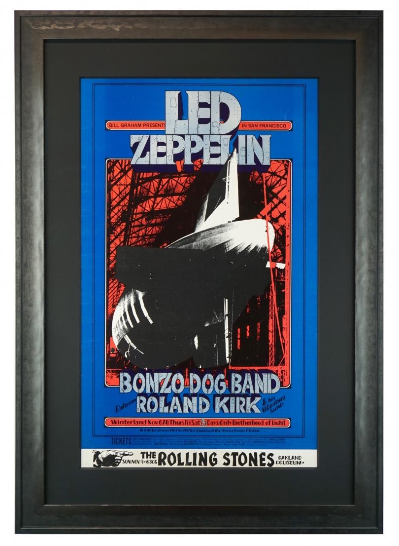 Led Zeppelin - Rolling Stones - 1969