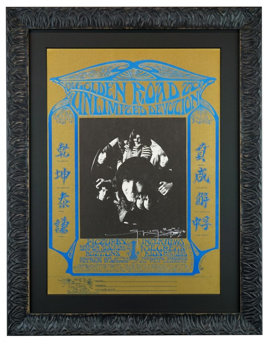 Grateful Dead Fan Club - 1967