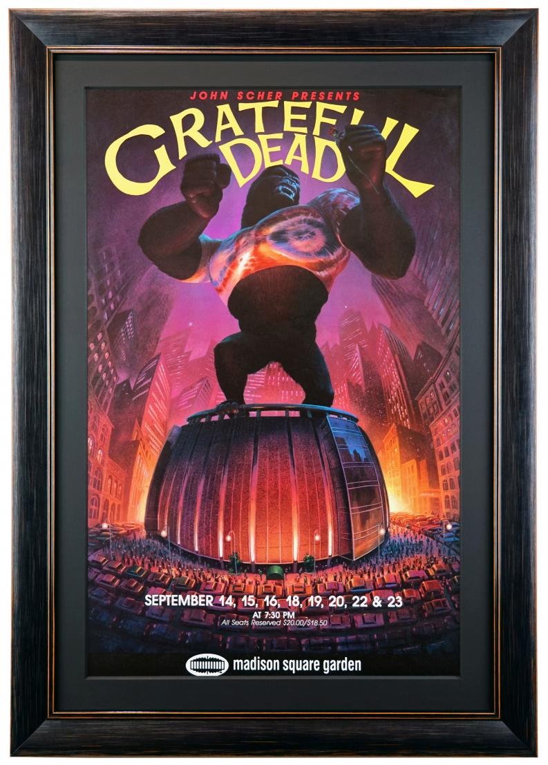 Madison Square Garden King Kong - 1988