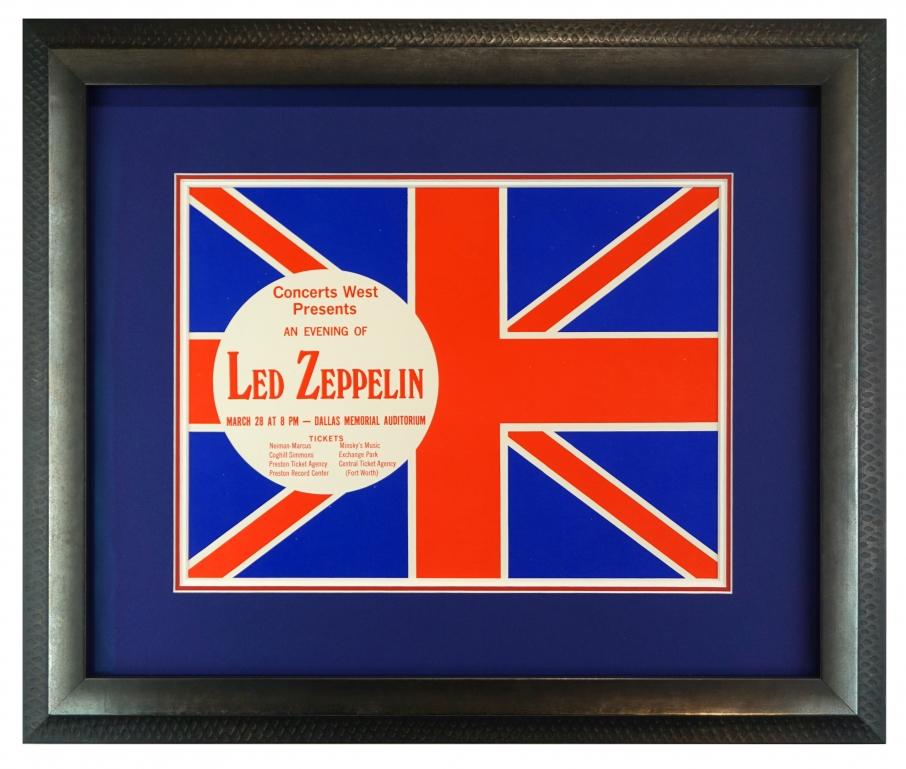 Led Zeppelin - 1970 Tour