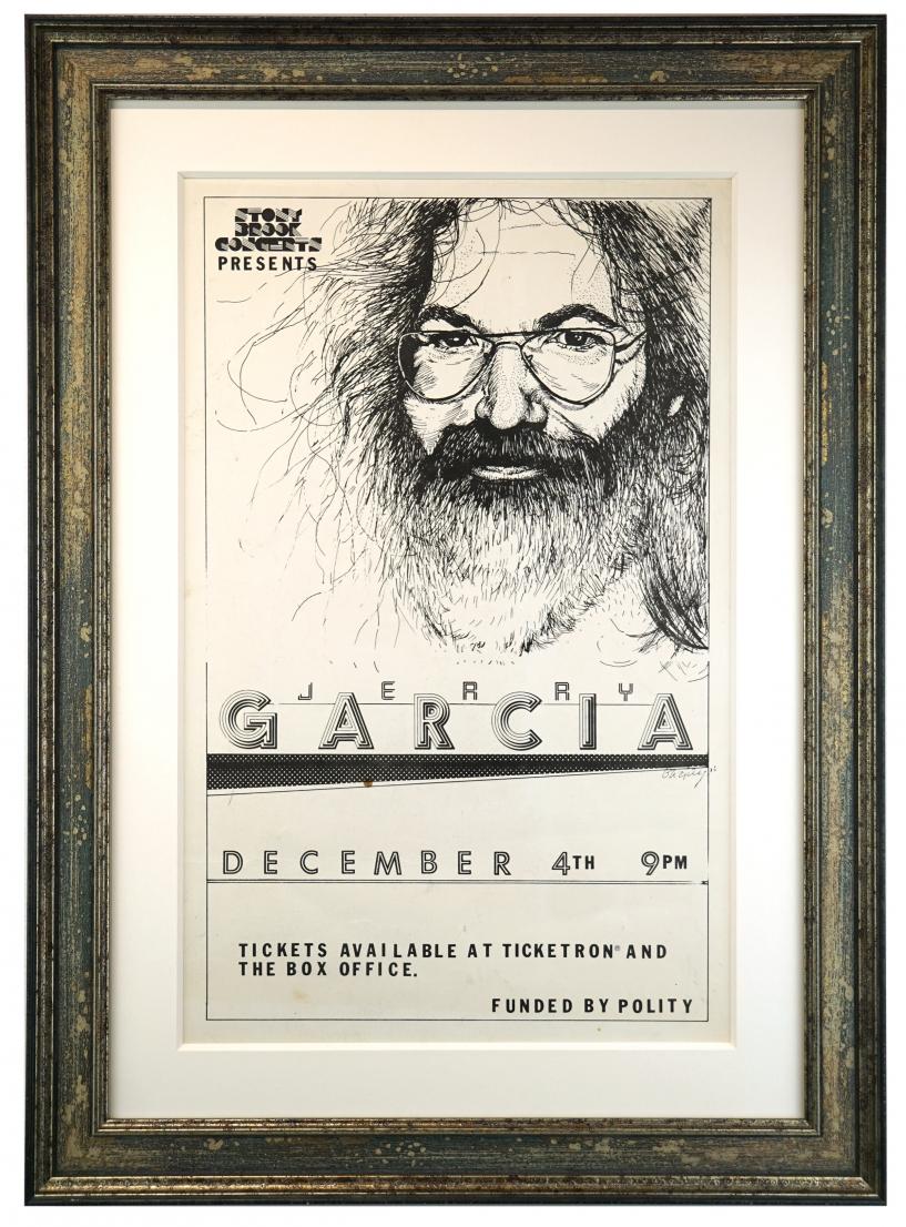 Jerry Garcia Band - Stony Brook - 1983