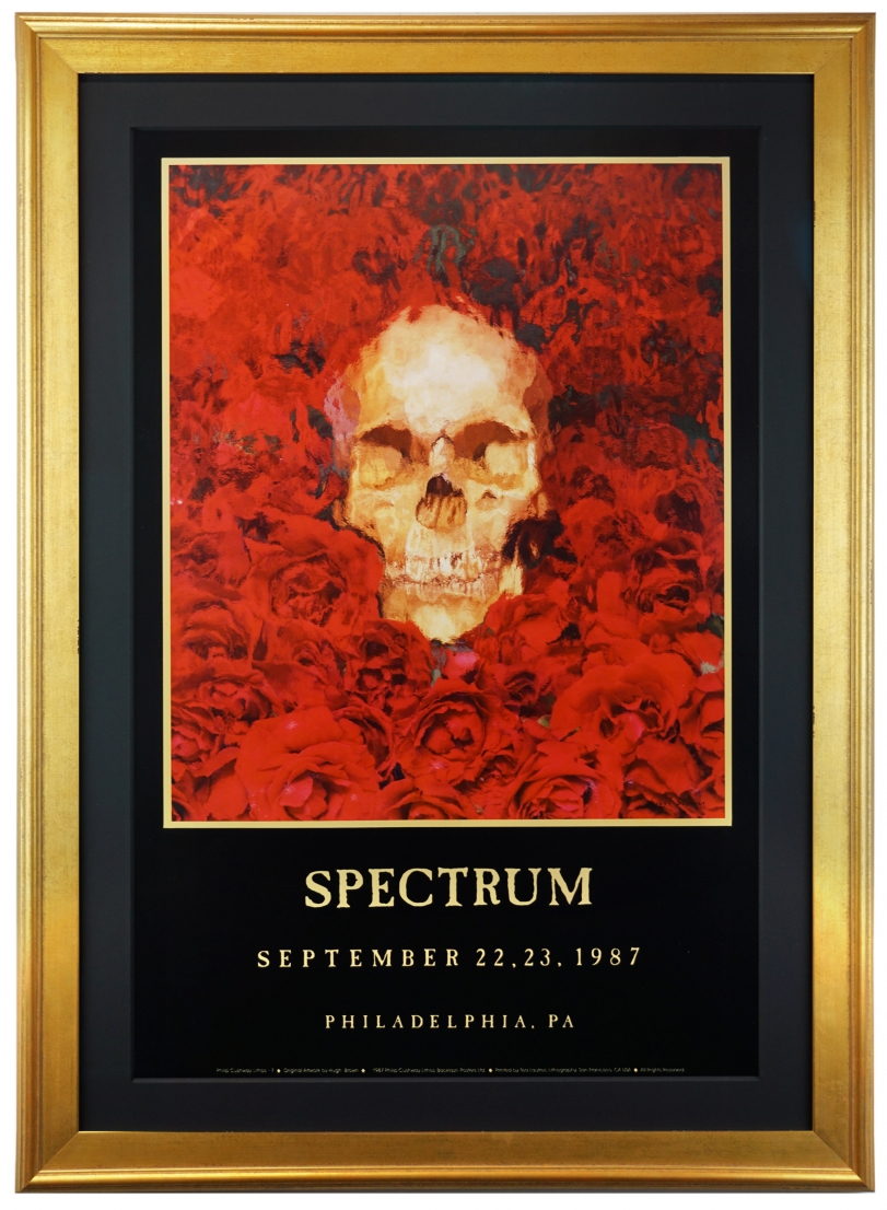 Grateful Dead - The Spectrum - 1987