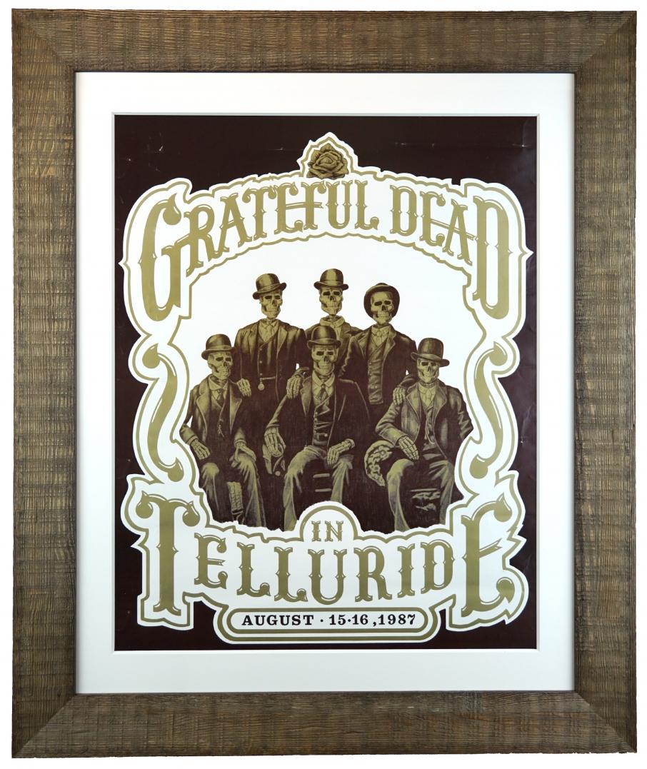 Grateful Dead - Telluride - 1987