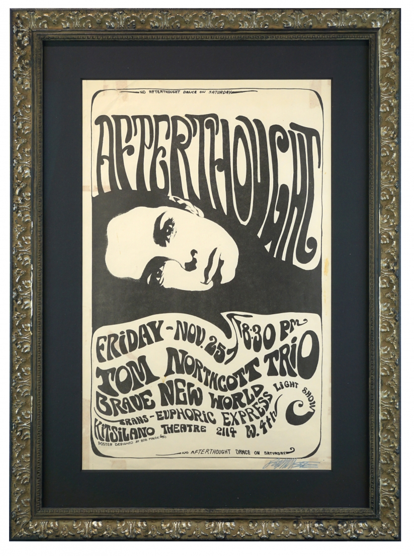 The Afterthought, Vancouver - 1967