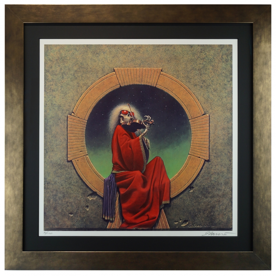 Blues for Allah - The Fiddler