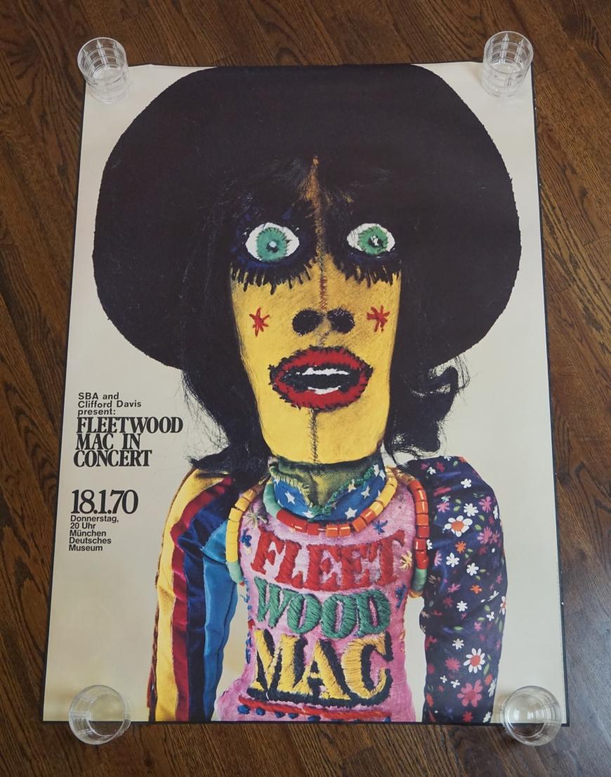 "Fleetwood Mac, ""Rag Doll,"" 1970"