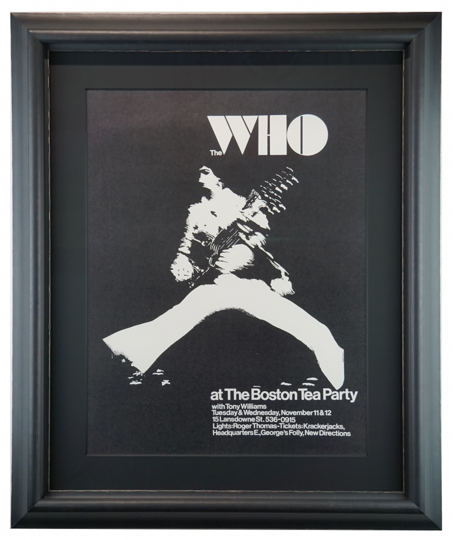 The Who, Boston Tea Party, 1969