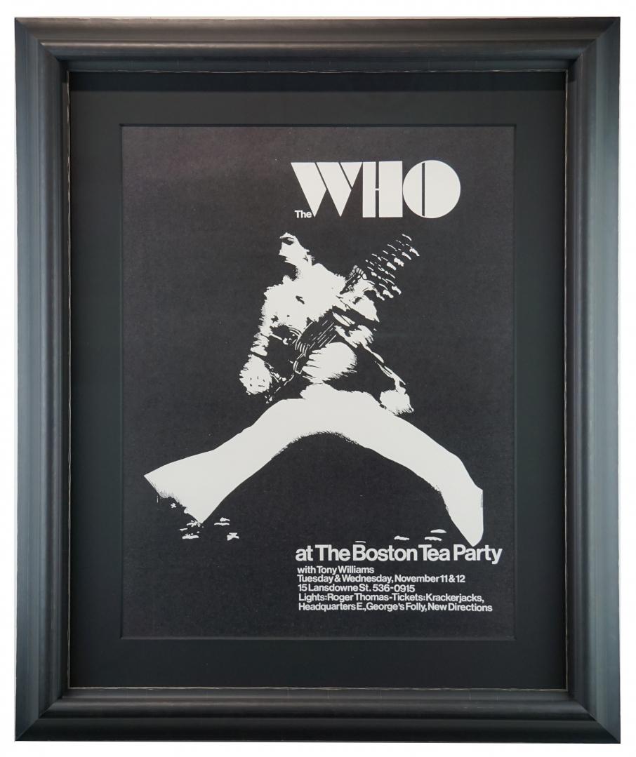 The Who, Boston Tea Party, 1969