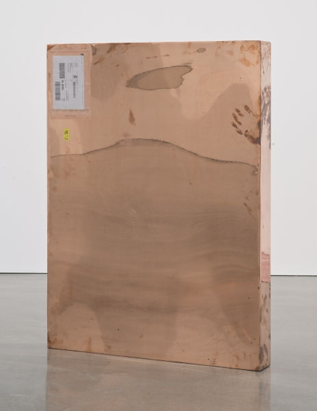 Walead Beshty - FedEx copper