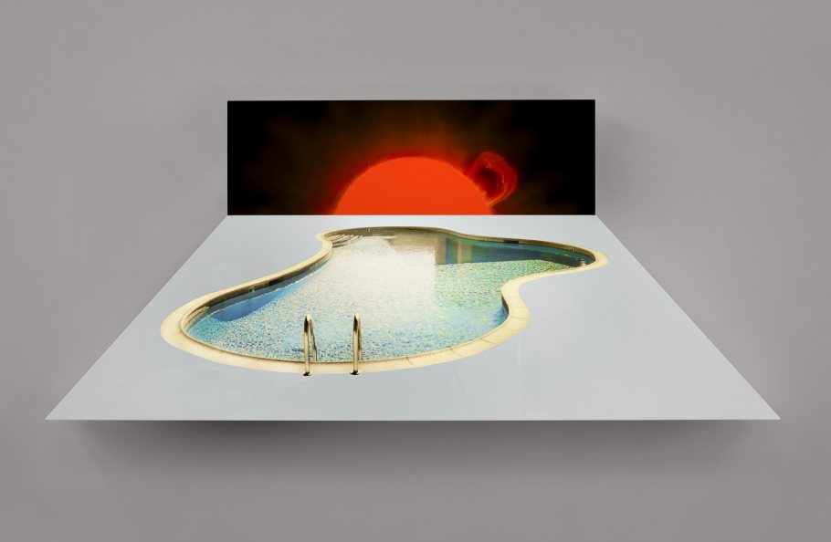 doug aitken - sun pool