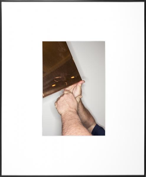 Walead Beshty - Art handling