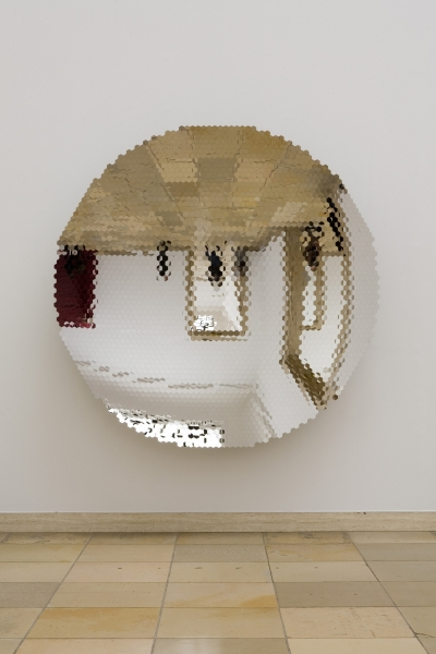 Anish Kapoor, Hexagon Mirror