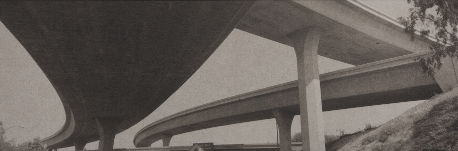 "Catherine Opie, Untitled #1 from ""Freeway"" series"