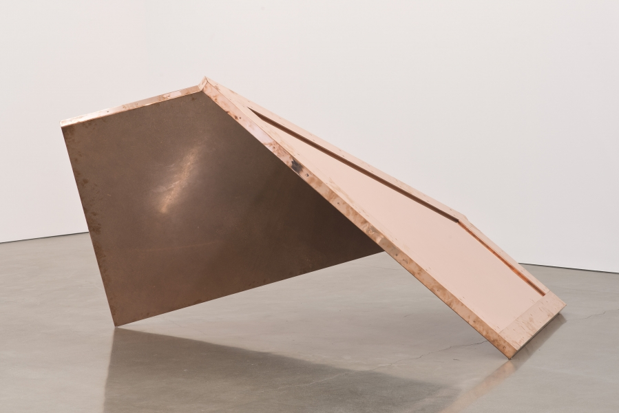 Walead Beshty, Copper Surrogate