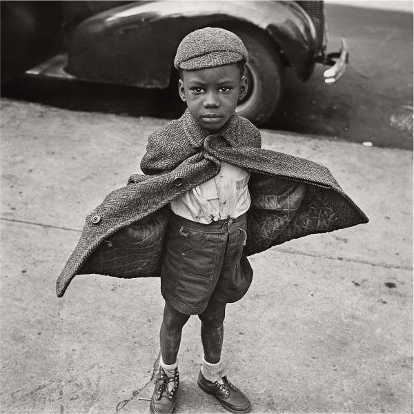 Jerome Liebling - Butterfly Boy