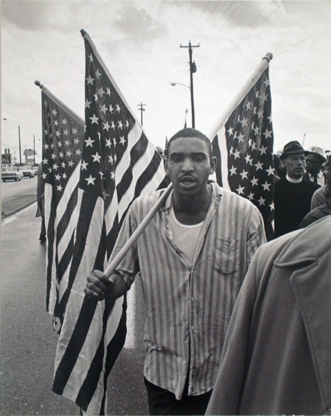 James barker - Selma March