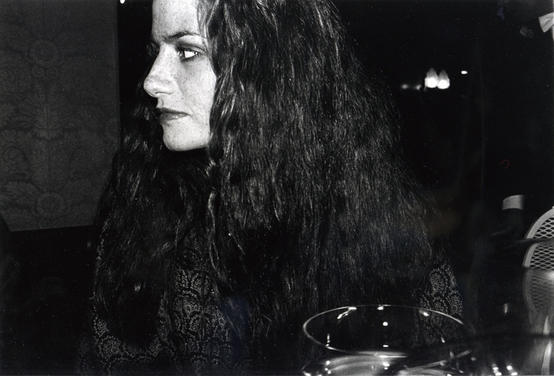 Bob Colacello, Georgina Brandolini