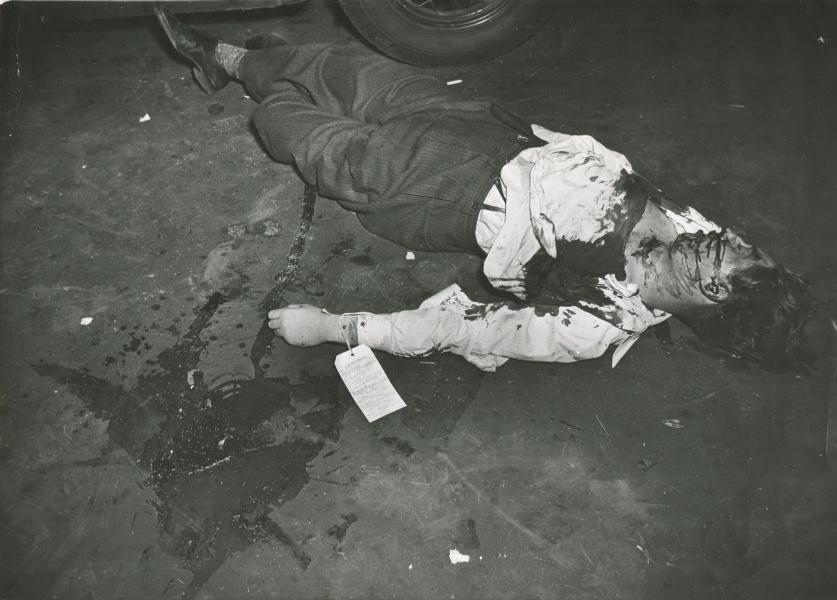Weegee- Dead on Arrival