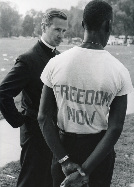 Leonard Freed, Freedom Now