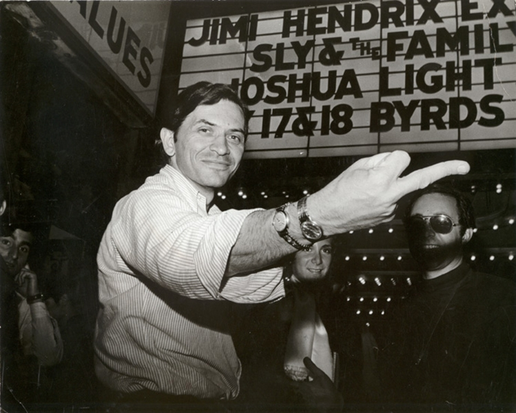 Fred W. McDarrah - Bill Graham