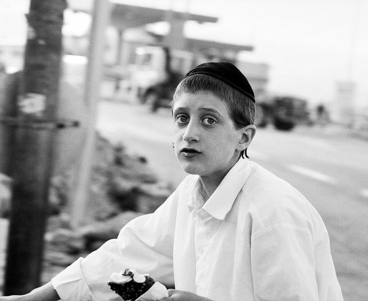 Leo Rubinfien- On the Tel Aviv Highway