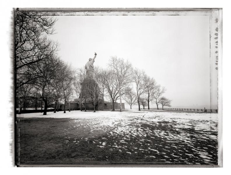 Christopher Thomas- Statue of Liberty