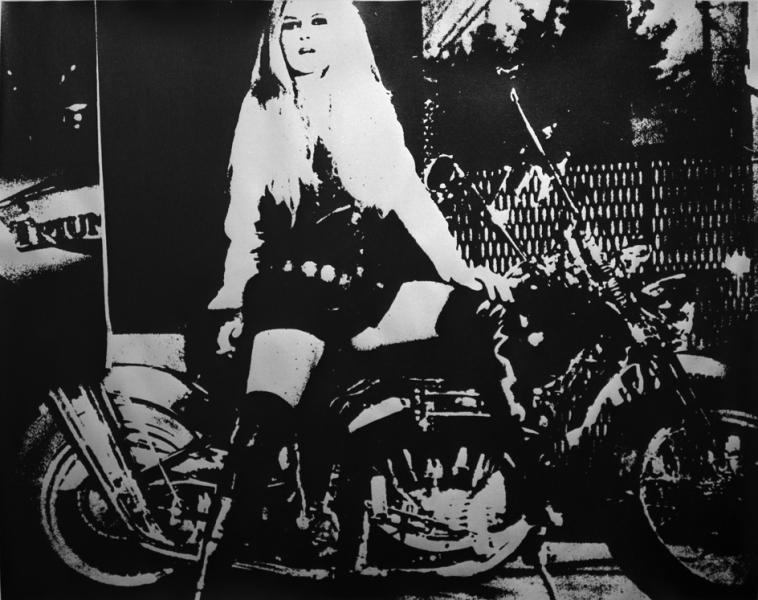 Daido Moriyama - Brigitte Bardot