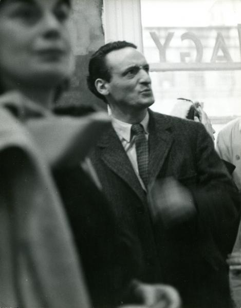 Fred W. McDarrah - Larry Rivers