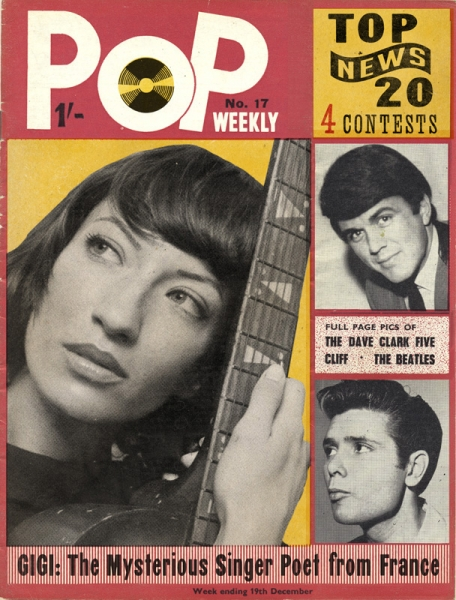 Josh Gosfield- Pop Weekly