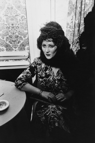 Jill Freedman, Hotel Bar, New York City