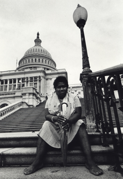 Jill Freedman, Poor Peoples Campaign, Washington, D.C.