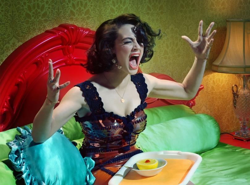 Miles Aldridge - Actress #6