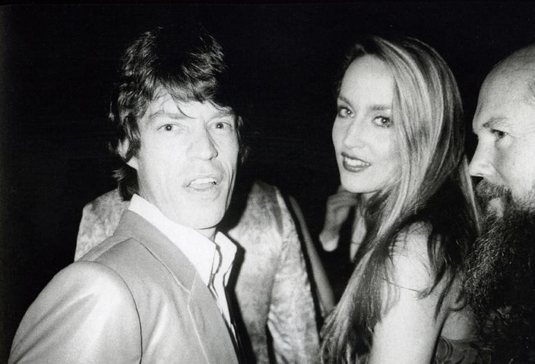 Mick Jagger 1980 Bob Colacello -...