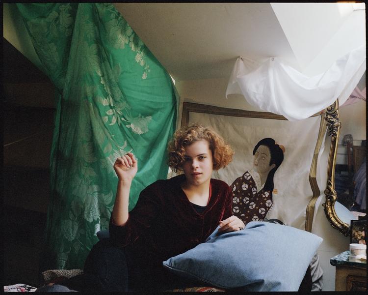 Max Kozloff, Flora McGarrel