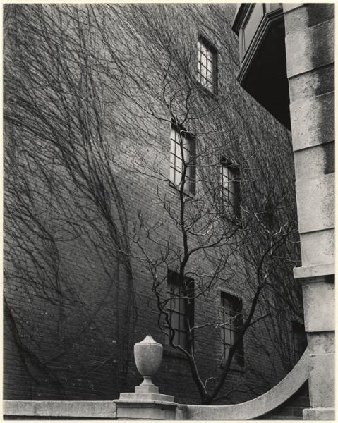 Brett Weston - Sutton Place, New York