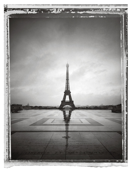 Christopher Thomas- La Tour Eiffel VI