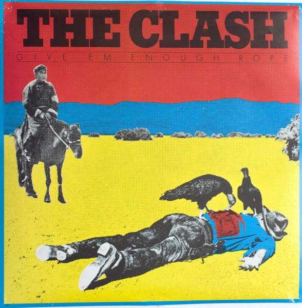Gene Greif- The Clash