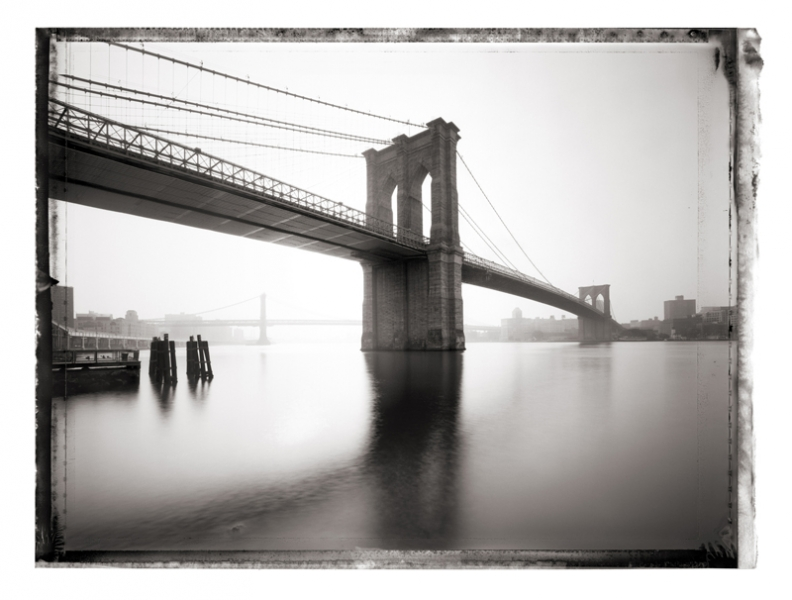 Christopher Thomas- Brooklyn Bridge II