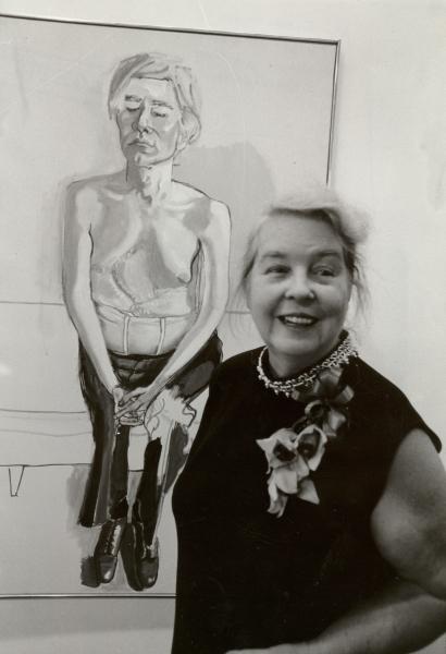 Fred W. McDarrah - Alice Neel