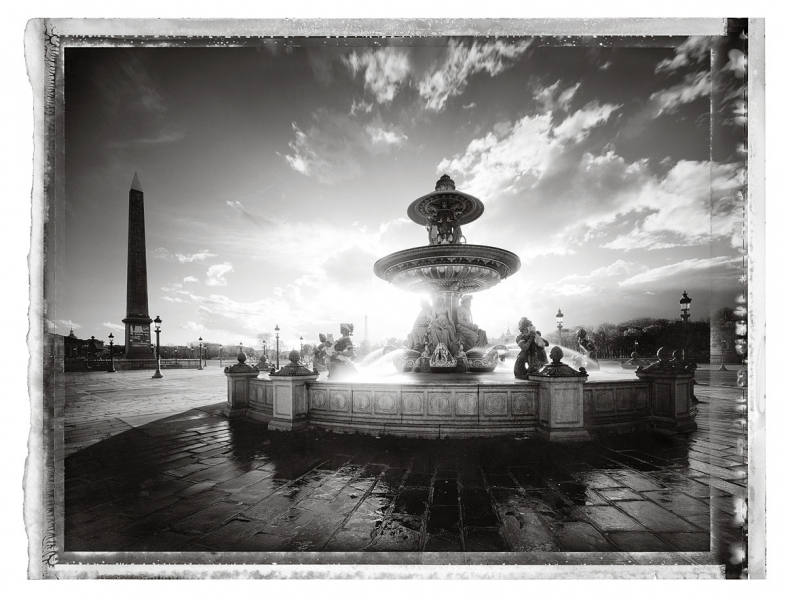 Christopher Thomas- Place de la Concorde