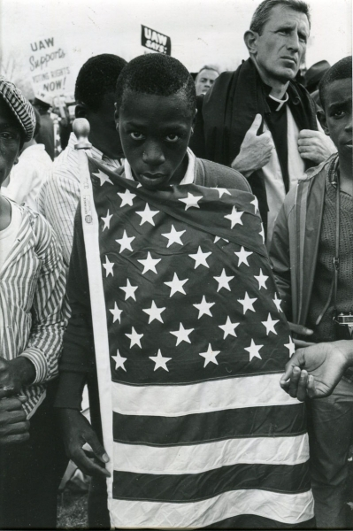 Bruce Davidson - Selma March