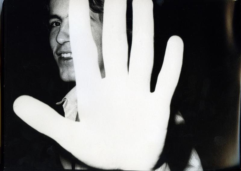 Bob Colacello, Hand