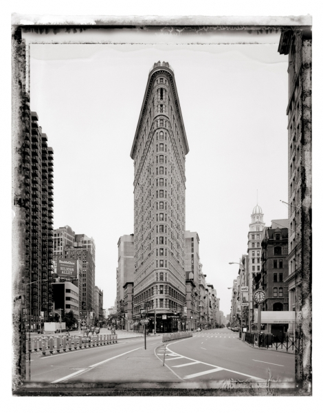 Christopher Thomas- Flatiron Building