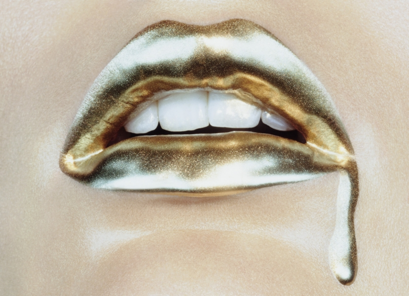 Miles Aldridge - Bold Gold #2