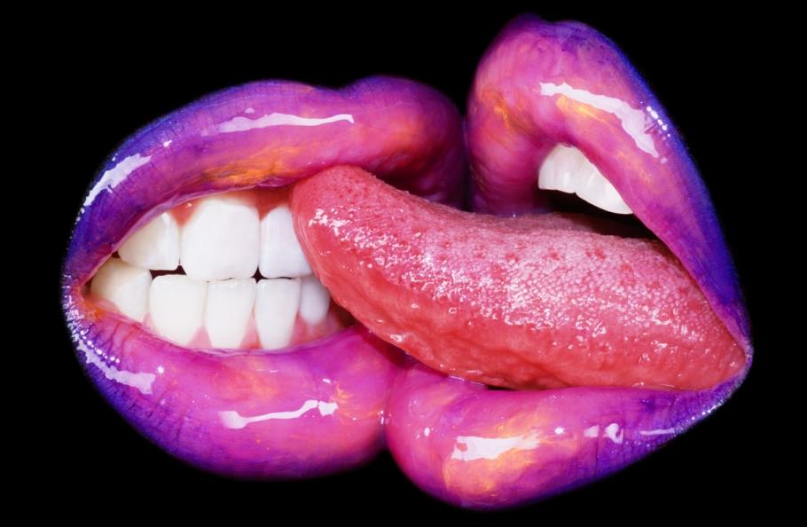 Miles Aldridge - Lip Synch #4