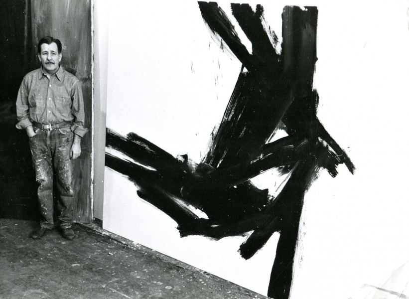 Fred W. McDarrah - Franz Kline