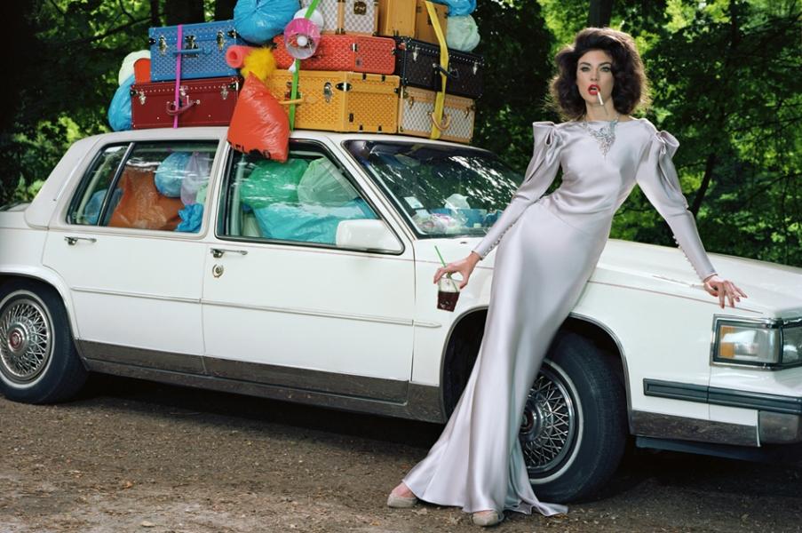 Miles Aldridge - Extravagant Sophisticated Lady #5