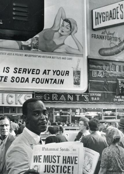 Leonard Freed, Street Scene