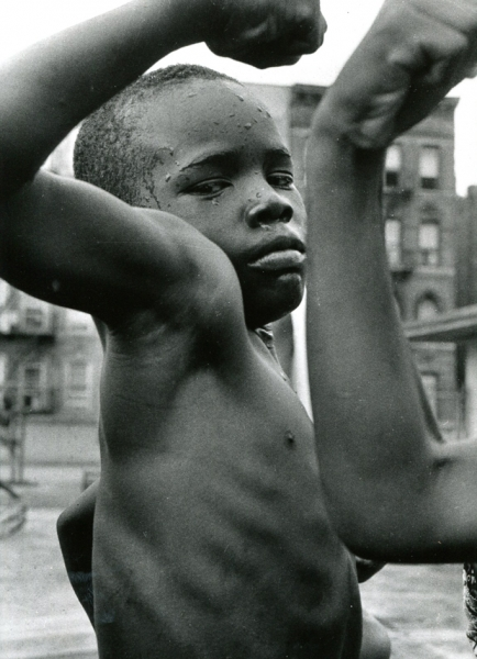 Leonard Freed - Harlem, New York
